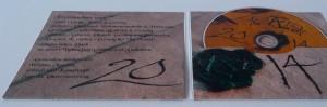 CD und Covergestaltung | freies Projekt